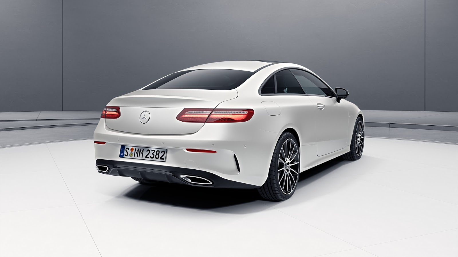 MercedesBenz EClass Coupe Limited Edition 1 Will Come In