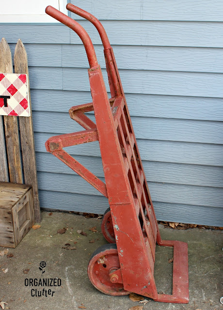 Industrial Iron Dolly