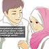 Bila bernikah sahaja, para isteri sudah tiada kawan melainkan suami