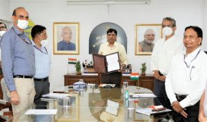 Ministry of Skill Development partners Ministry of Shipping