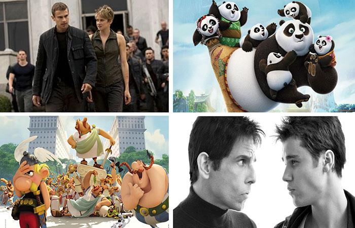 Os filmes que estreiam nos cinemas este mês