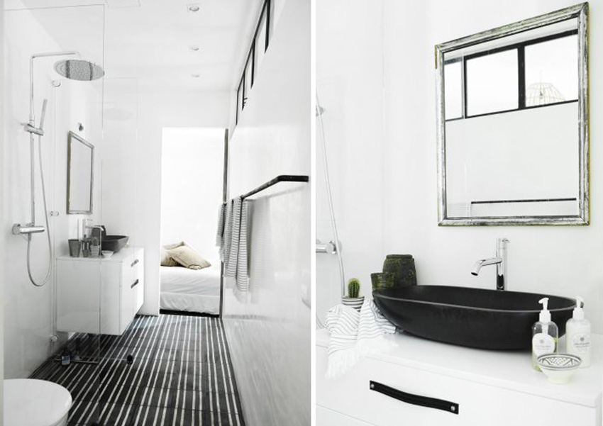 detalles baños casa en mallorca
