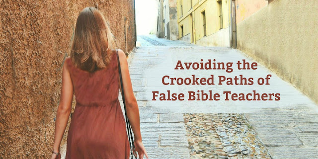 False teaching is everywhere, but these 3 Steps can help us develop discernment and stay on path with God's Word. #BibleLoveNotes #Bible