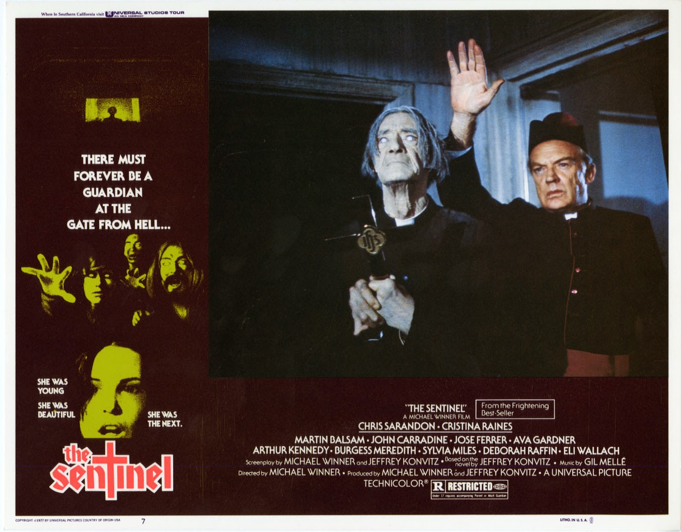 The Sentinel (1977)