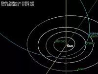 Siap-Siap, Ada Komet Bersinar di Malam Tahun Baru 2017