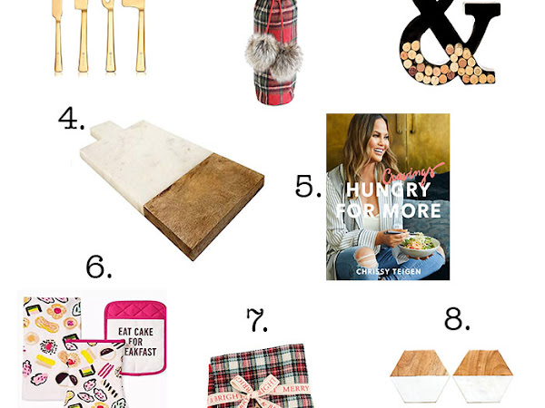 The Best Hostess Gift Ideas