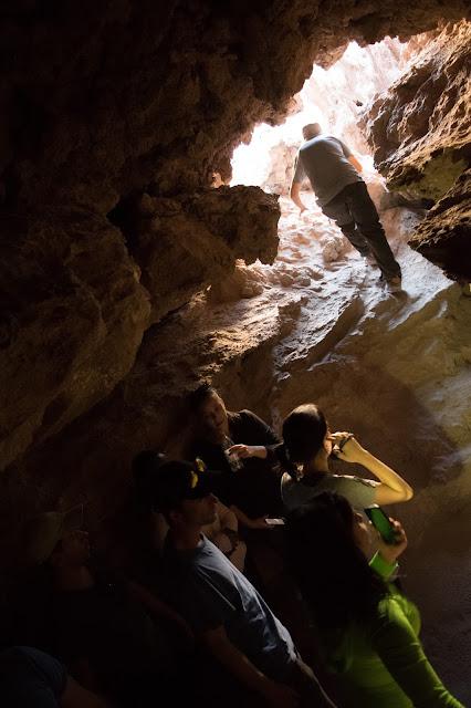 gruta de sal deserto atacama chile