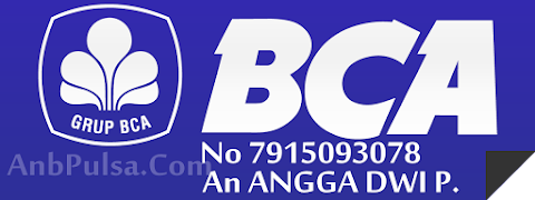 Rekening Bank Deposit BCA ANB Pulsa Elektrik Online Termurah Saat Ini