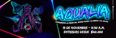 AQUALIA (Teatro en Familia)