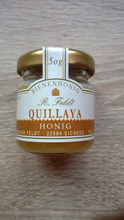 Quillaya Honig.
