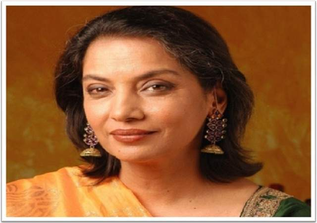 shabana azmi age, height, husband, biography in hindi