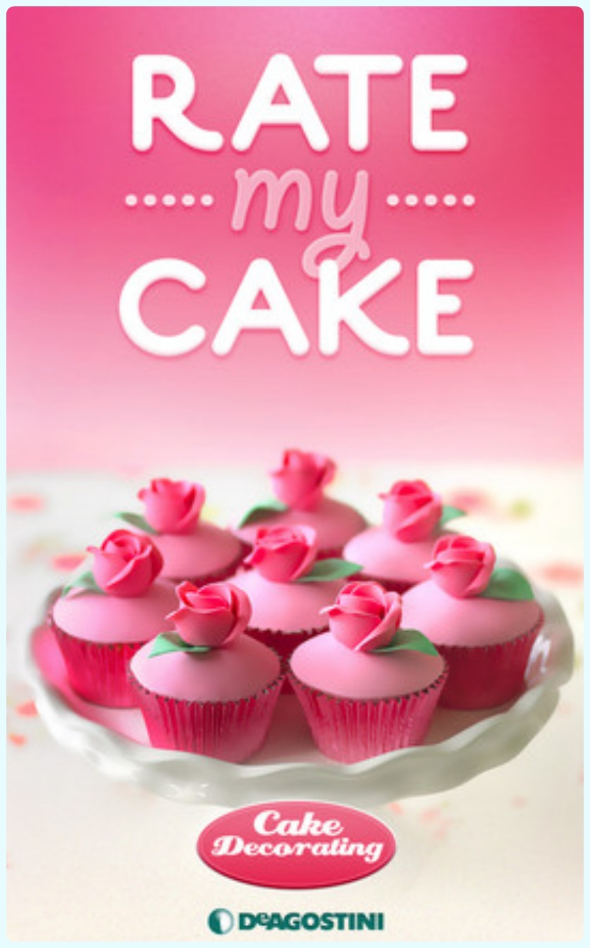 Rate My Cake App and Cake Decorating Magazine Giveaway   Dollybakes Cake Decorating Magazine      Rate My Cake App