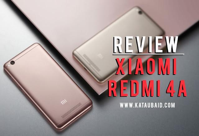 Review Xiaomi Redmi 4a Malaysia
