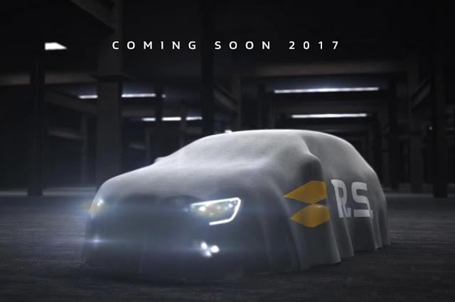 2017 New 300bhp Renault Megane RS Review
