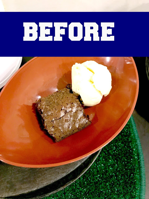 Host a Brownie Bar.  Start with ice cream and a brownie.