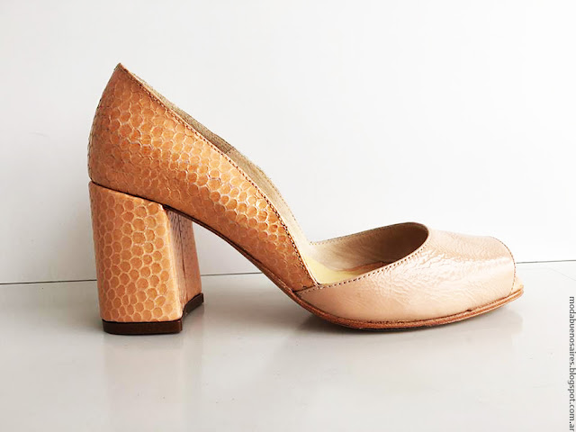 Zapatos abiertos verano 2017 Pamuk. Moda verano 2017 Pamuk zapatos y sandalias.