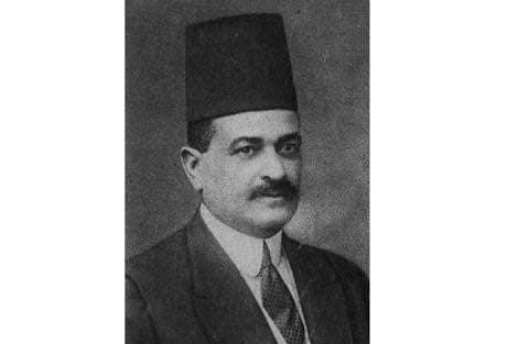عبد الرحمن بك فهمي بطل ثورة 1919
