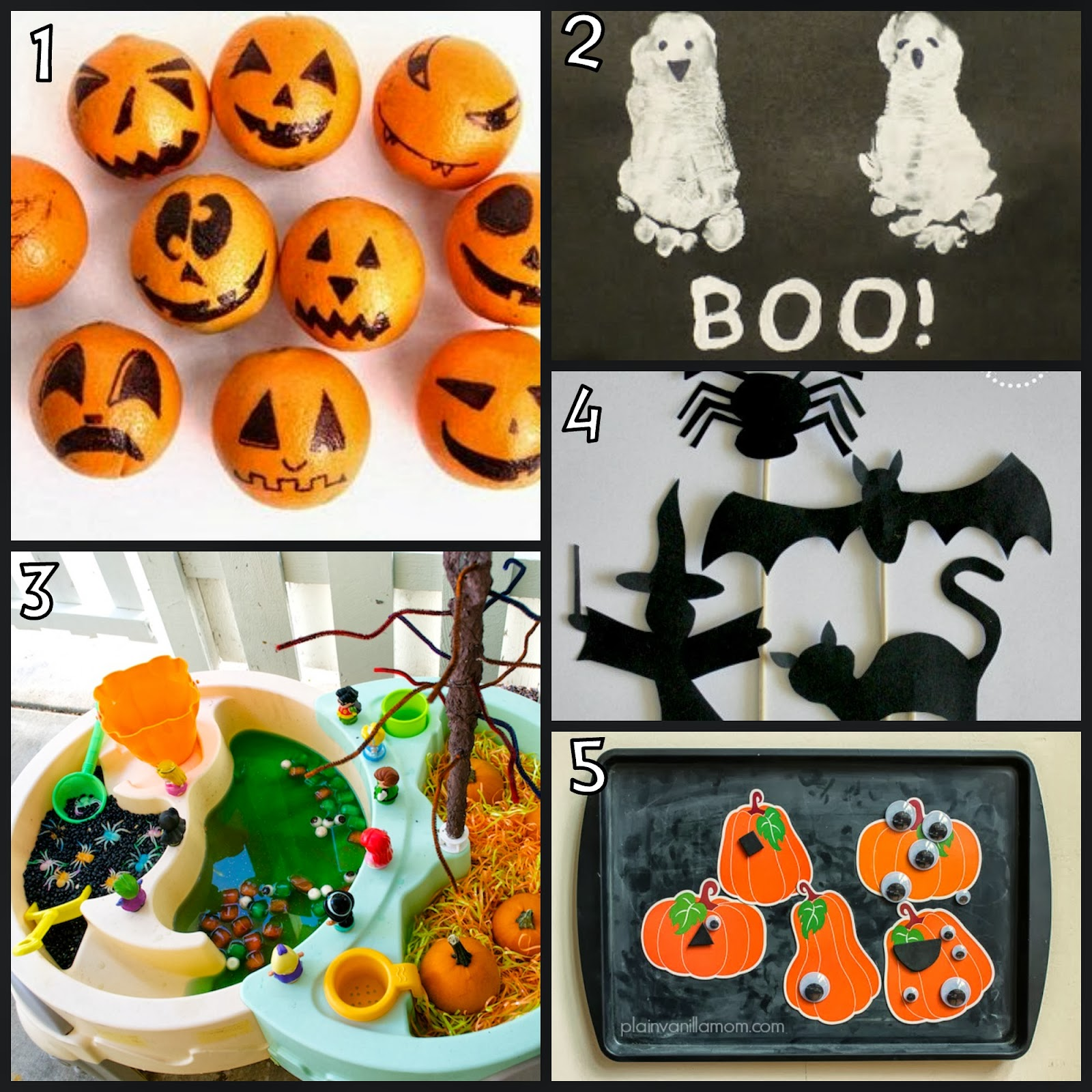 Learn With Play At Home 25 Halloween Activities For Kids