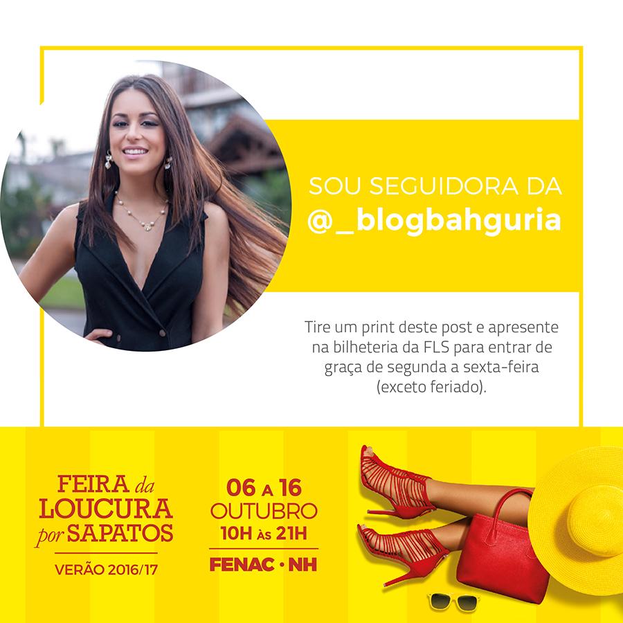 902fafb7b FEIRA DA LOUCURA POR SAPATOS 2016  EDIÇÃO PRIMAVERA VERÃO - Blog Bah ...