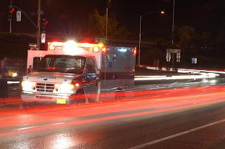 Florida security officer finds man shot multiple times