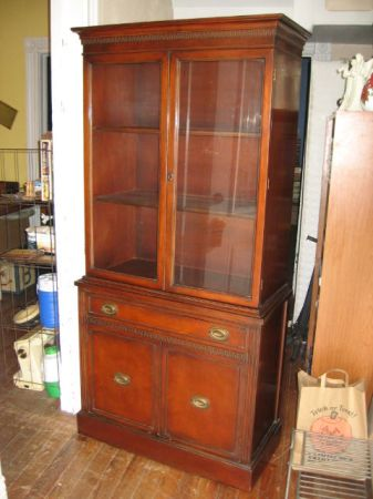 China Hutch Fix Up With Annie Sloan