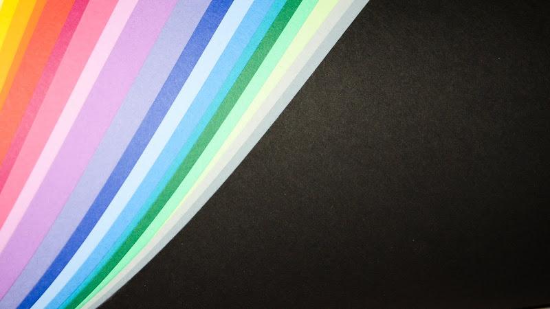 Colored Paper HD