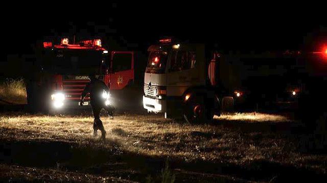 Επιχείρηση διάσωσης επτά ατόμων που έπεσαν σε φαράγγι