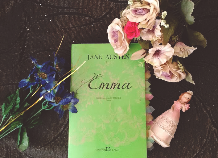 Resenha Emma Jane Austen