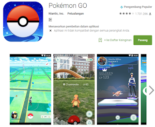 pokemon go google play