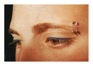 EYEBROW-PIERCING