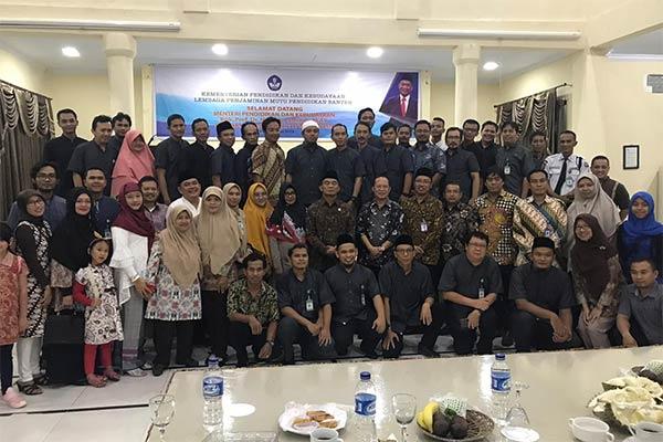 LPMP Diharapkan Beri Layanan Pendidikan Prima dan Berintegritas