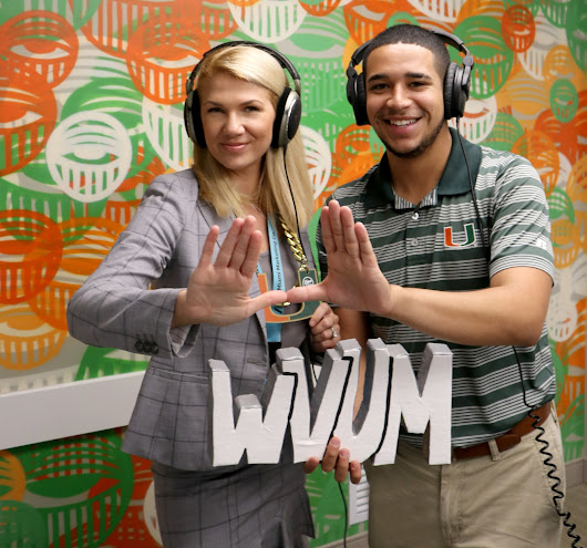 Teodora Thompson Interview Live on WVUM 90.5FM Miami Marketing