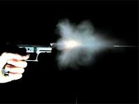 Безопорный выстрел из пистолета