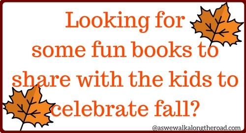 Fall books for kids