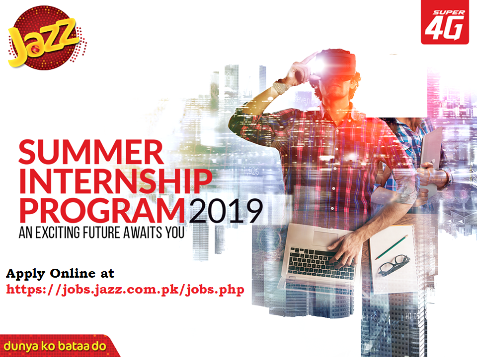 Jazz Careers, Jazz Jobs , Jazz Current Opening | Jazz Summer Internship Program 2019