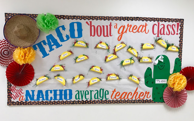 Marci Coombs: Classroom Bulletin Board Ideas.