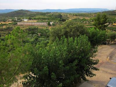 Vistas desde Tivissa