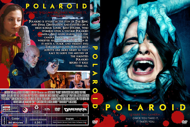 Polaroid DVD Cover