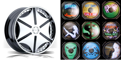 Creative Car Rims and Cool Car Rim Designs (18) 1
