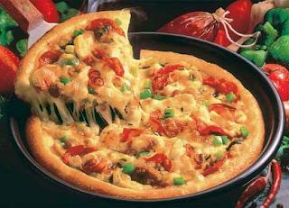 pizza, pizza hut, resep masakan, resep masakan pizza hut