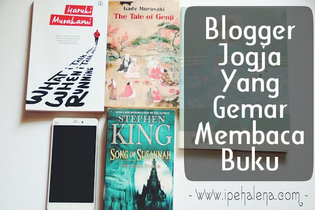 Blogger Jogja Yang Gemar Membaca