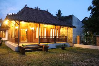 Foto rumah limasan