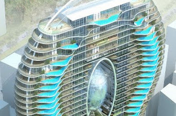5 Pictures Hotel Balcony Swimming Pools