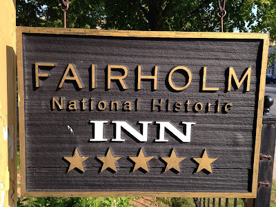A Suite Taste of the Historic Fairholm Inn