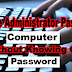 How To Change Administrator Password of Login Computer Without Knowing Old Password