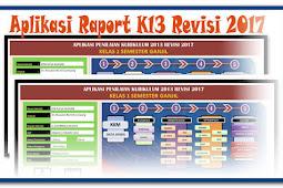 Download Aplikasi Raport K-13 Revisi 2018