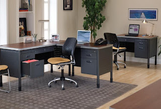 Heavy Duty Office Desks