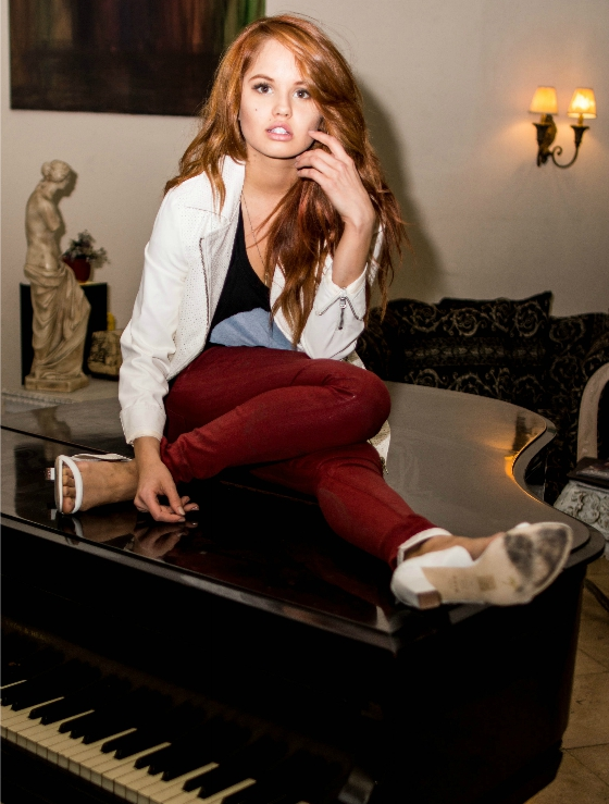 Sophies fashion blog: DEBBY RYAN, AT ANDAZ HOTEL, (WEST