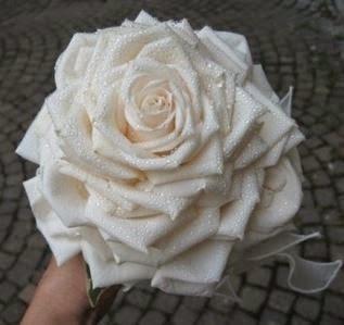 Bouquet Sposa Unica Rosa.Naoko Wedding Blog Settembre 2014