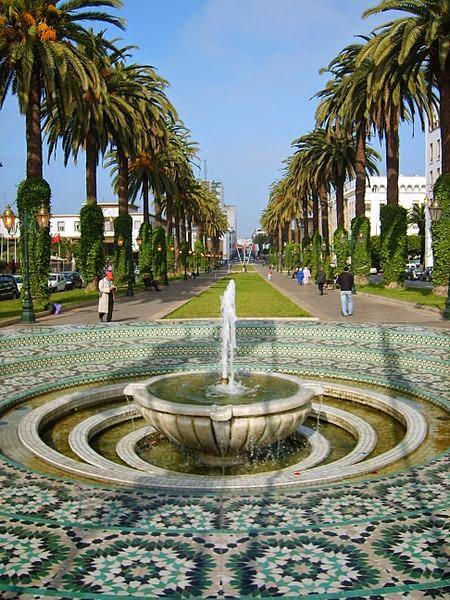 Morocco Rabat City